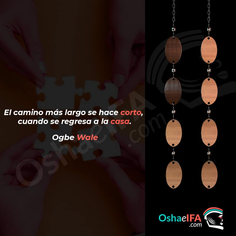 Ogbe wale refranes