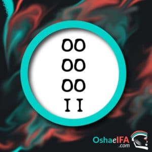signo de ifa okana Meyi