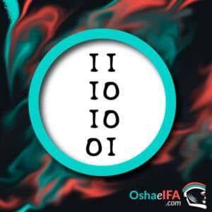 signo de ifa Odi Ogunda
