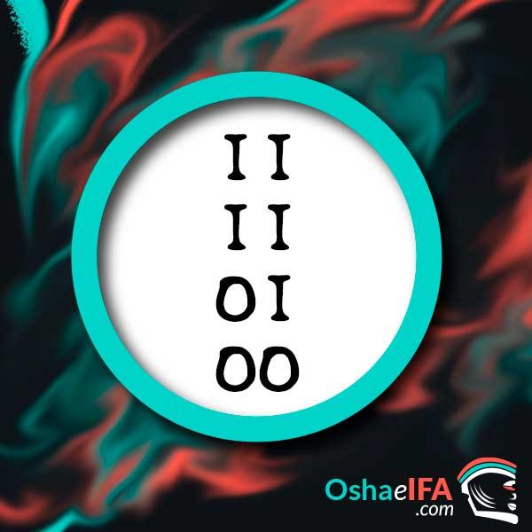 Signo de Ifa Ogunda Iroso