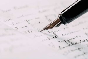 Oyekun Meji, la sagrada escritura