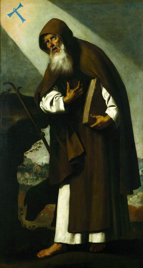 San Antonio Abad | Ozain